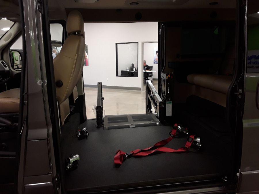 Gray Ram ProMaster Cargo image number 14