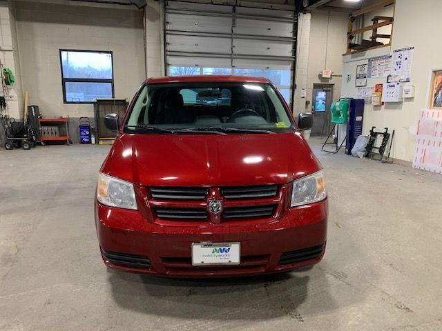 Red Dodge Grand Caravan image number 3