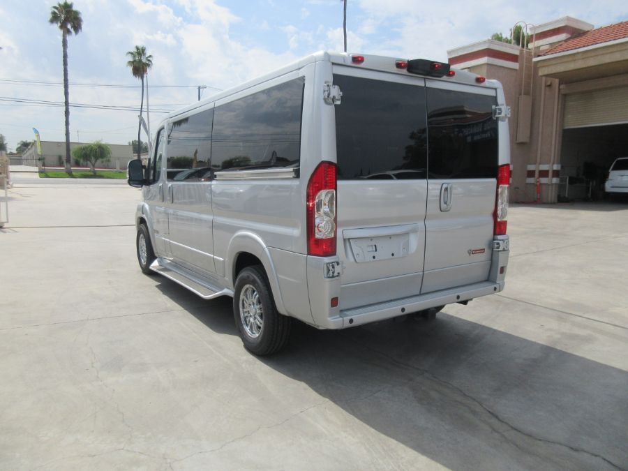 Silver Ram ProMaster Cargo image number 4