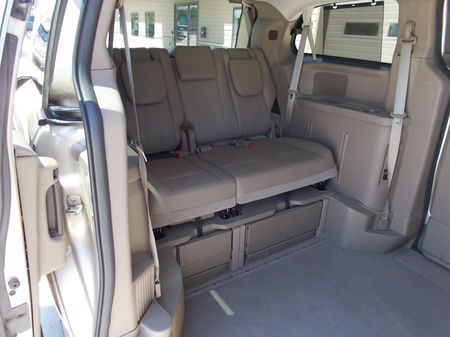 Brown Chrysler Town and Country image number 2