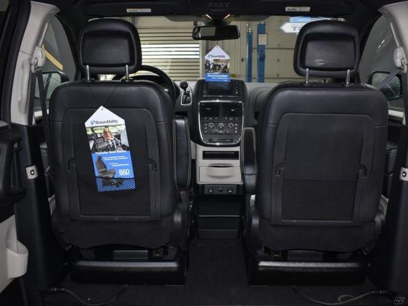 Black Dodge Grand Caravan image number 8