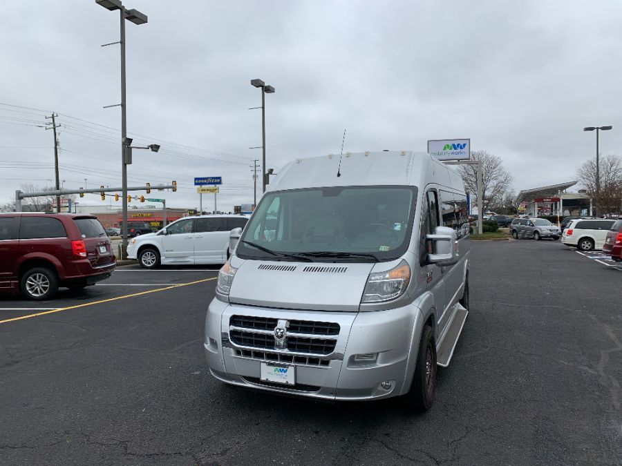Silver Ram ProMaster Window image number 11