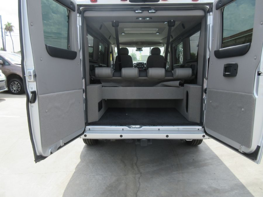 Silver Ram ProMaster Cargo image number 5