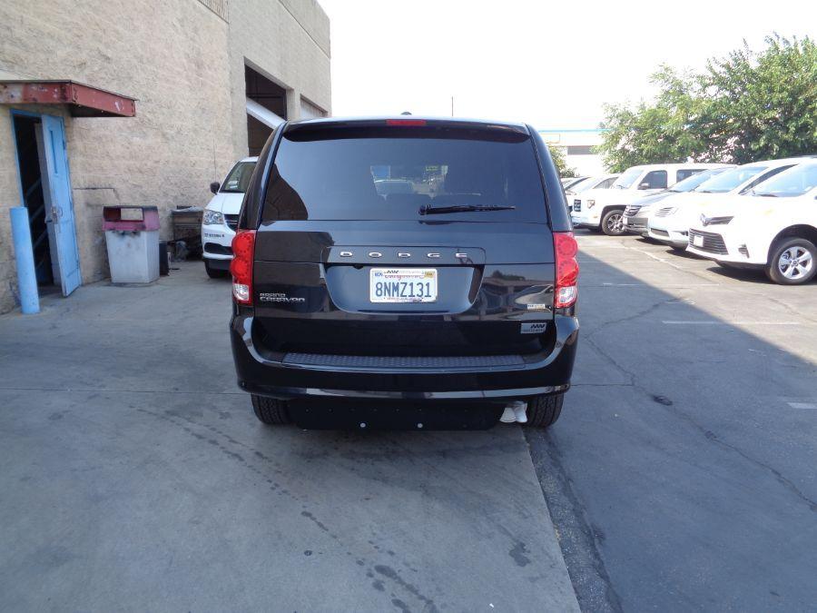 Black Dodge Grand Caravan image number 34