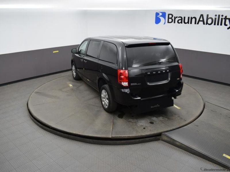 Black Dodge Grand Caravan image number 11