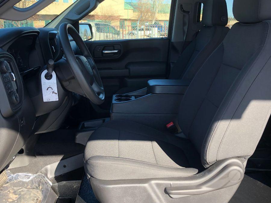 Black Chevrolet Silverado 1500 image number 10