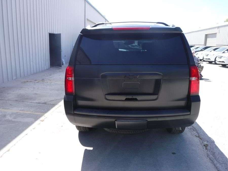 Black Chevrolet Tahoe image number 8