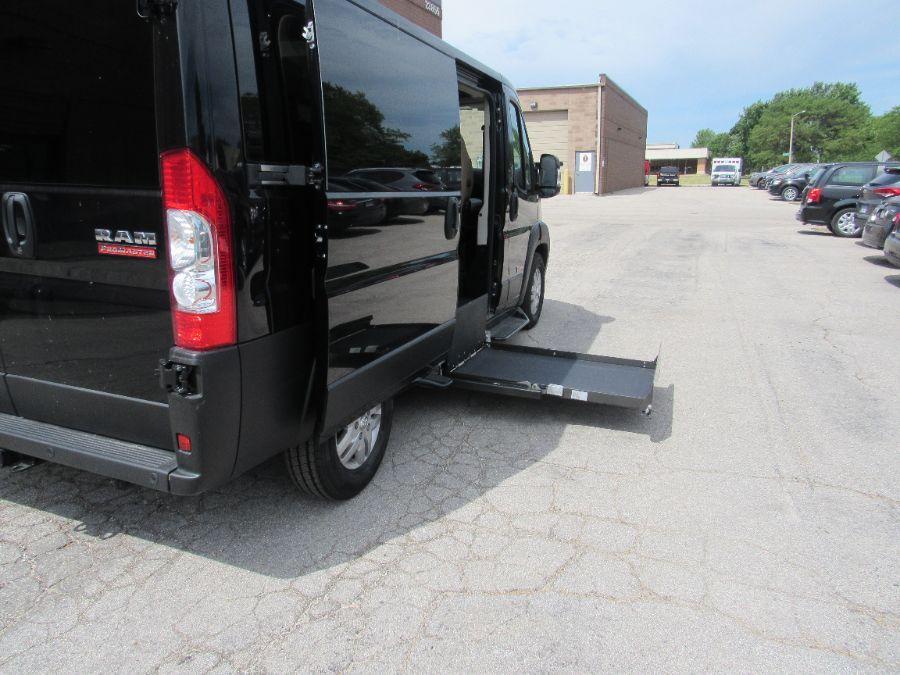 Black Ram ProMaster Cargo image number 17