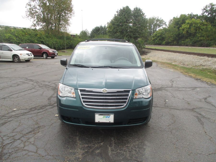Green Chrysler Town and Country image number 2
