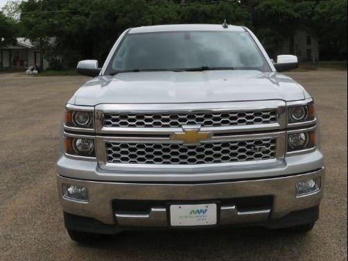 Silver Chevrolet Silverado 1500 image number 2