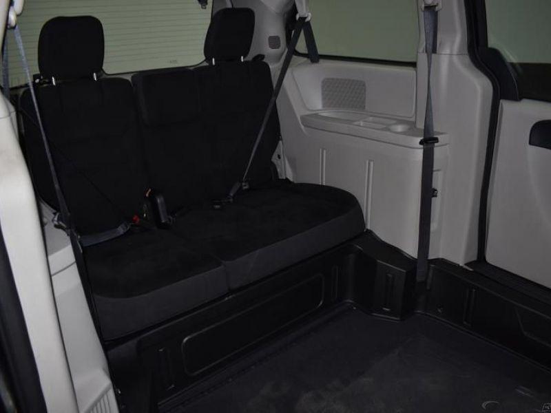 Black Dodge Grand Caravan image number 7