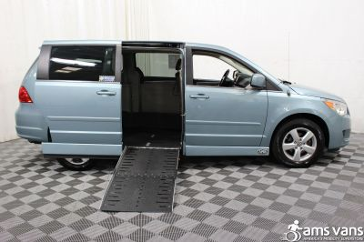 2010 Volkswagen Routan
