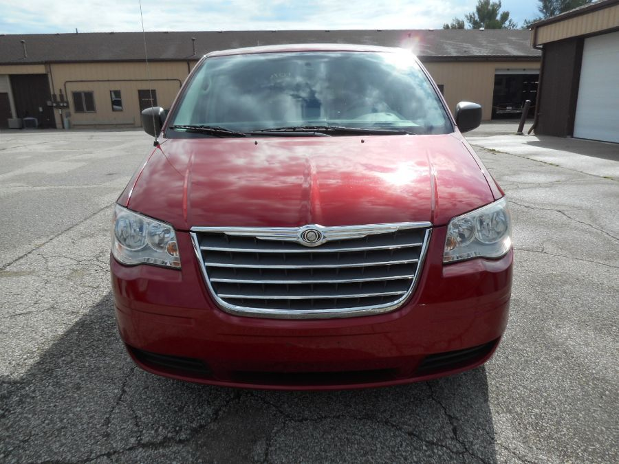 Red Chrysler Town and Country image number 20