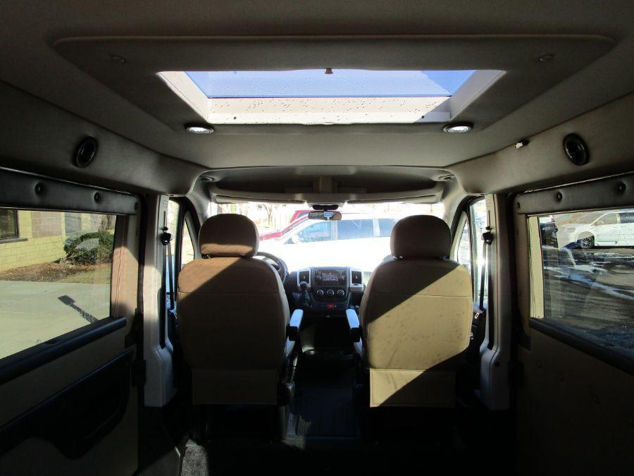 Black Ram ProMaster Cargo image number 12
