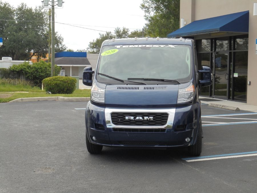 Blue Ram ProMaster Cargo image number 1