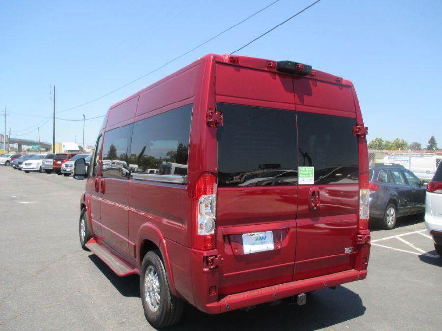 Red Ram ProMaster Cargo image number 17