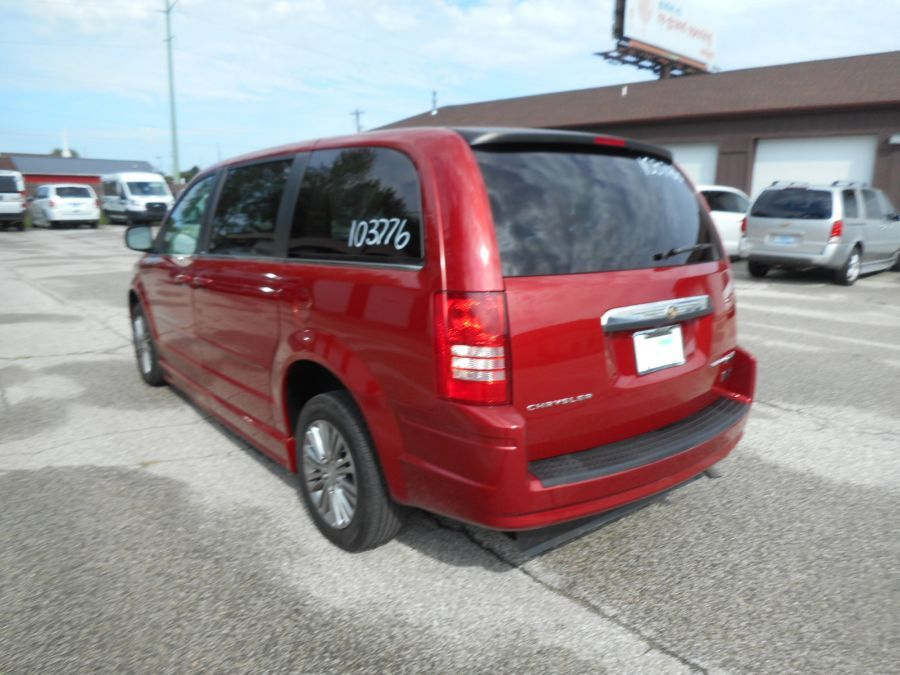 Red Chrysler Town and Country image number 17