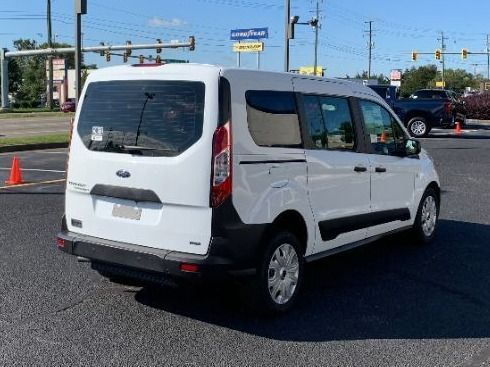 White Ford Transit Connect image number 6