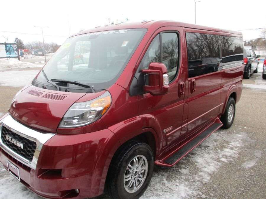 RED Ram ProMaster Cargo image number 1