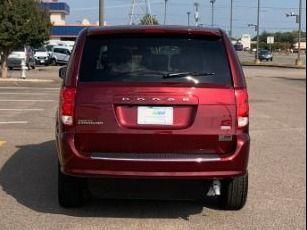 Red Dodge Grand Caravan image number 5