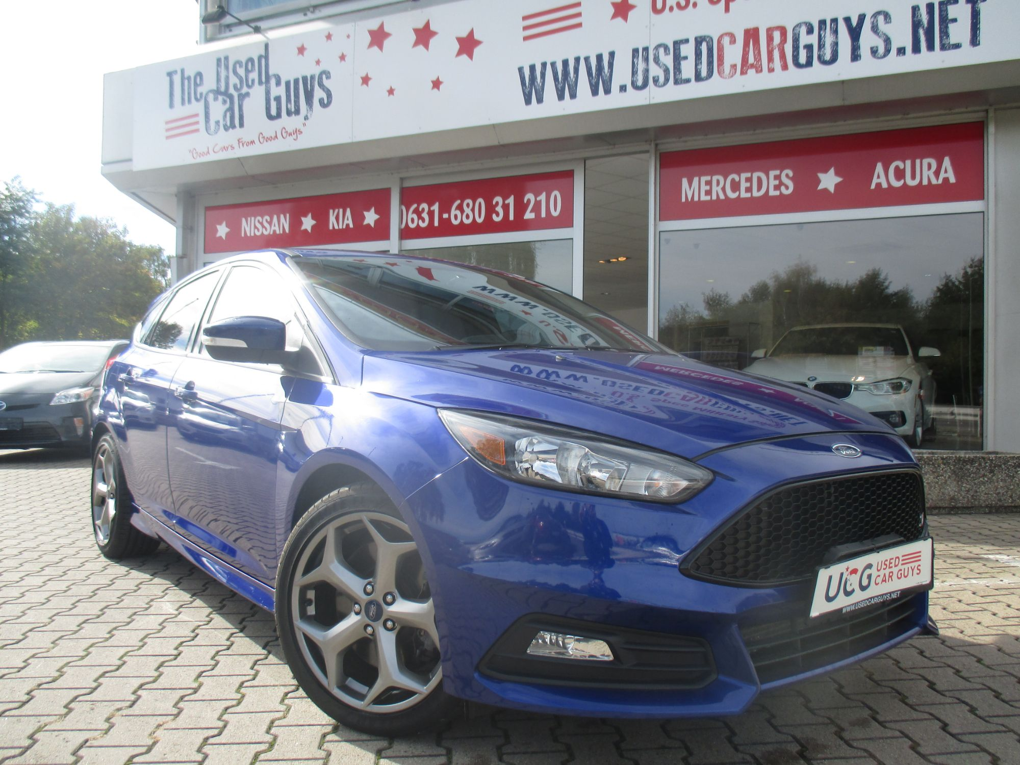 Ford Focus ST The Used Car GuysThe Used Car Guys - Good guys used cars