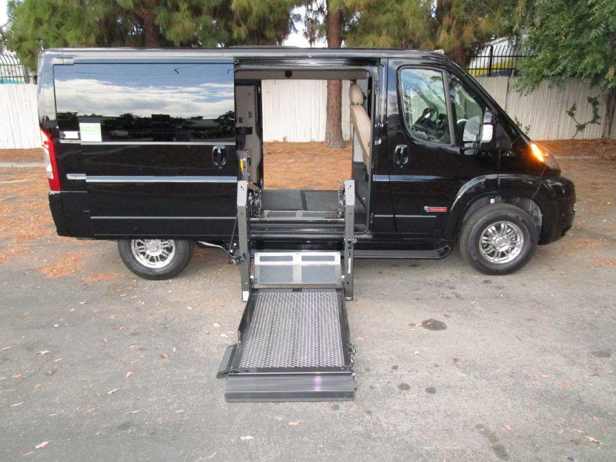 Black Ram ProMaster Cargo image number 10