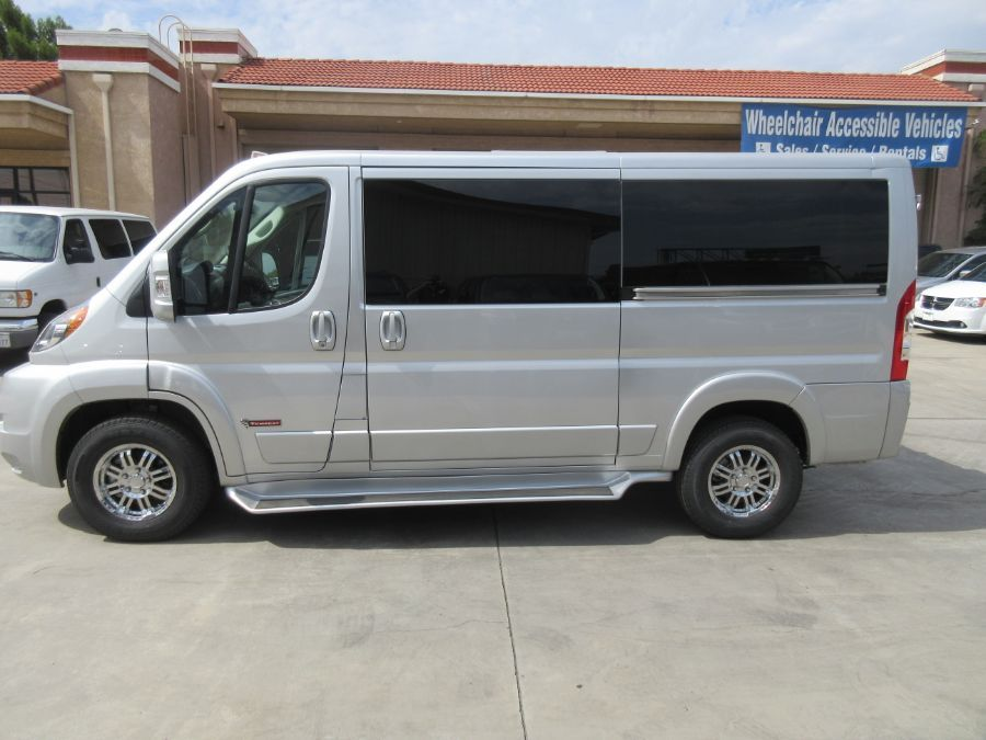Silver Ram ProMaster Cargo image number 1