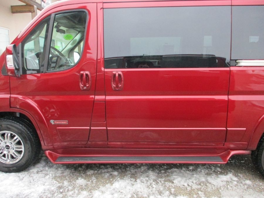 RED Ram ProMaster Cargo image number 2