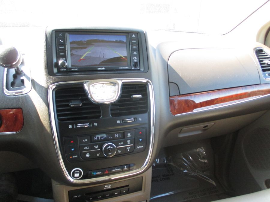 Brown Chrysler Town and Country image number 22