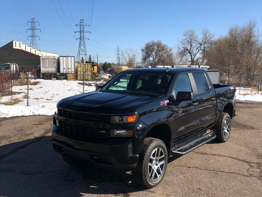 Black Chevrolet Silverado 1500 image number 2