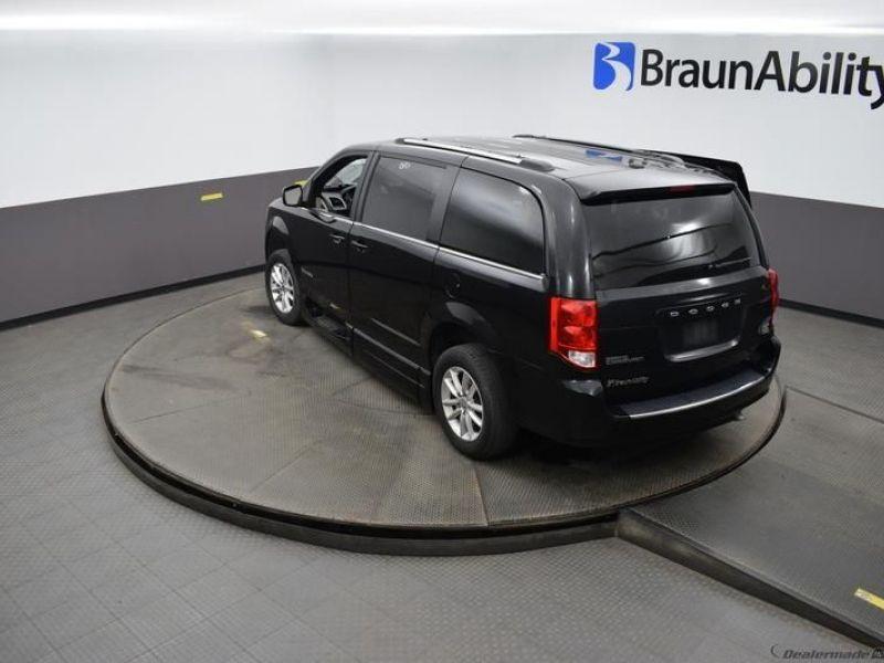 Black Dodge Grand Caravan image number 20