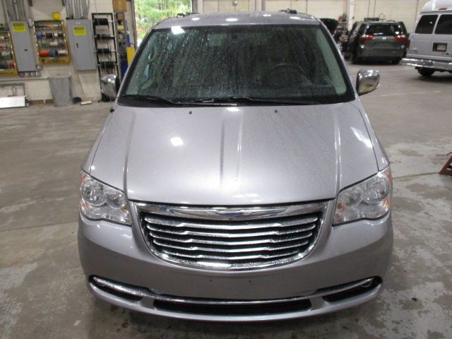 Silver Chrysler Town and Country image number 1