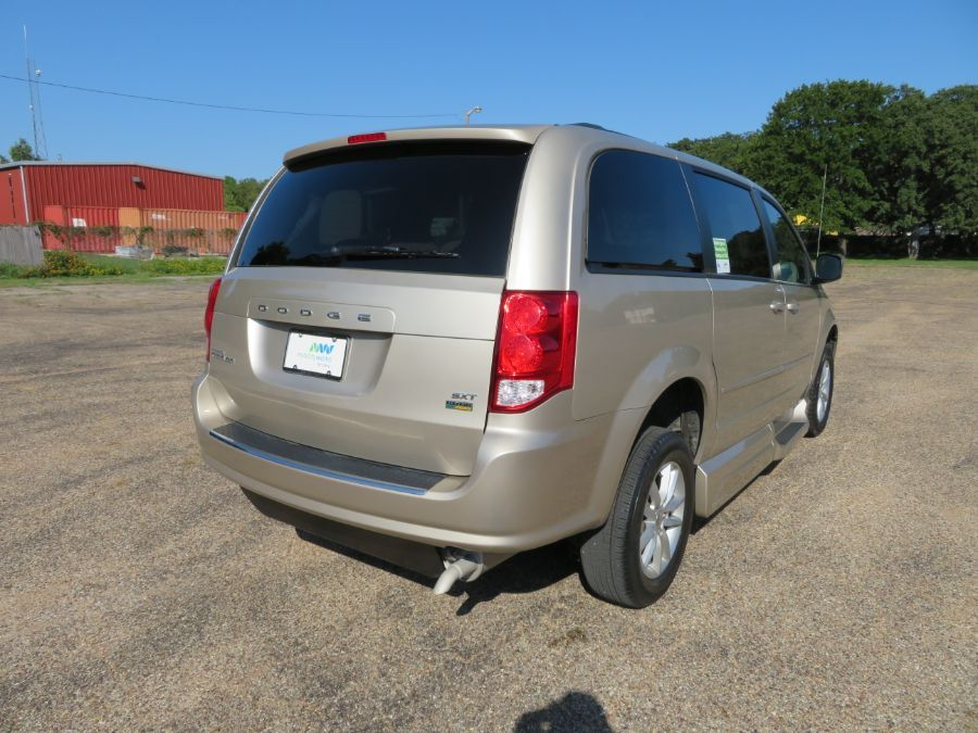 Brown Dodge Grand Caravan image number 11