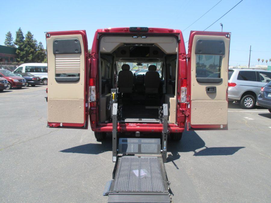 Red Ram ProMaster Cargo image number 1