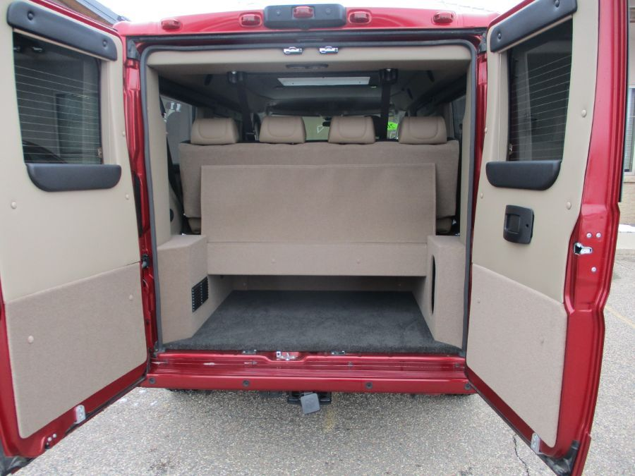 RED Ram ProMaster Cargo image number 13