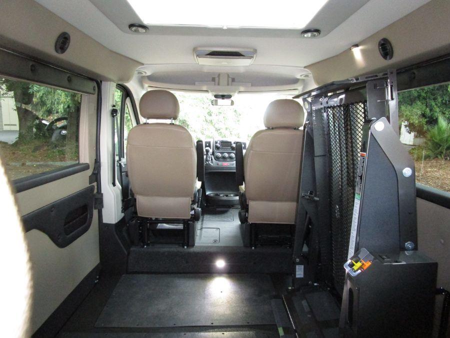 Black Ram ProMaster Cargo image number 14