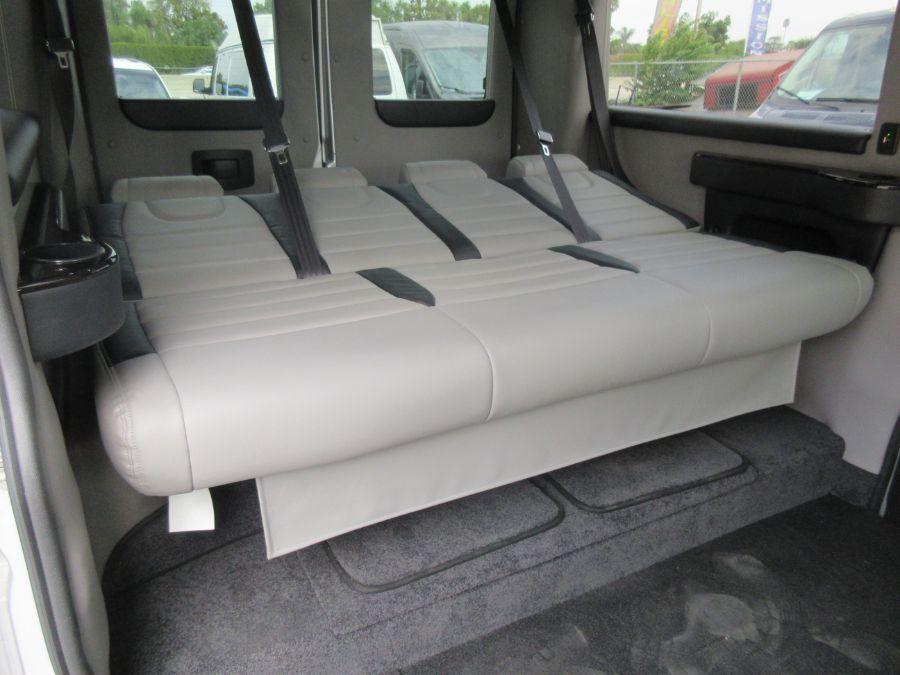 Silver Ram ProMaster Cargo image number 14