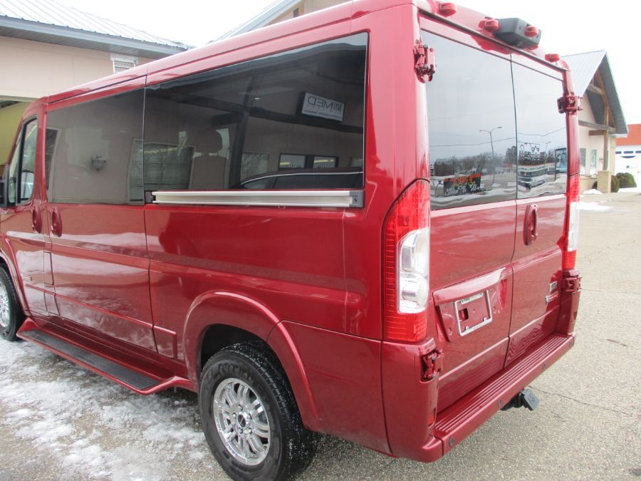 RED Ram ProMaster Cargo image number 3