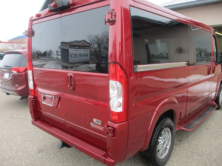 RED Ram ProMaster Cargo image number 5