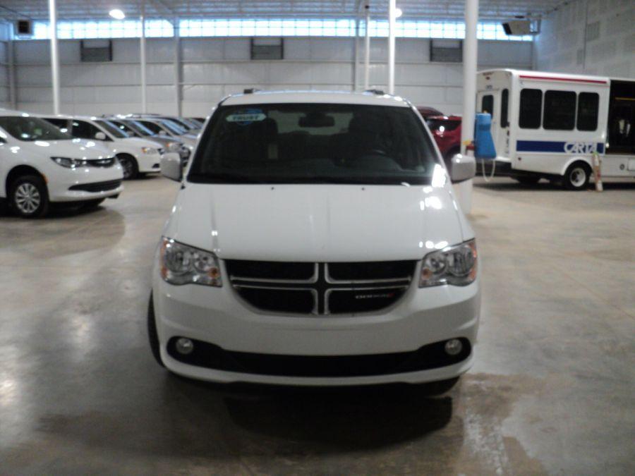 White Dodge Grand Caravan image number 8