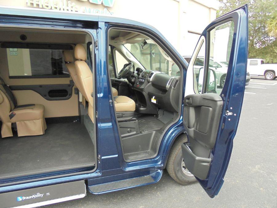 Blue Ram ProMaster Cargo image number 20