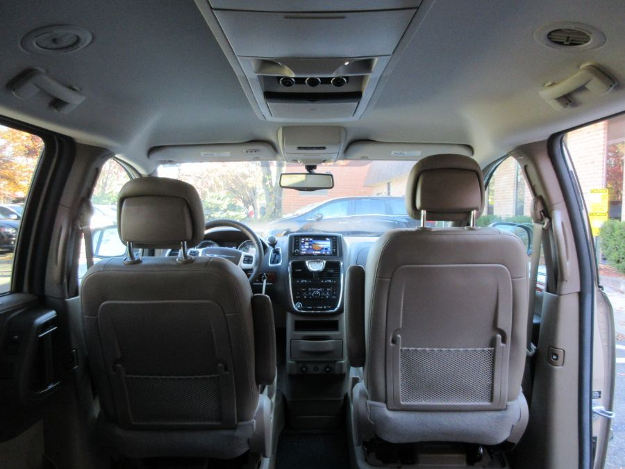 Brown Chrysler Town and Country image number 12