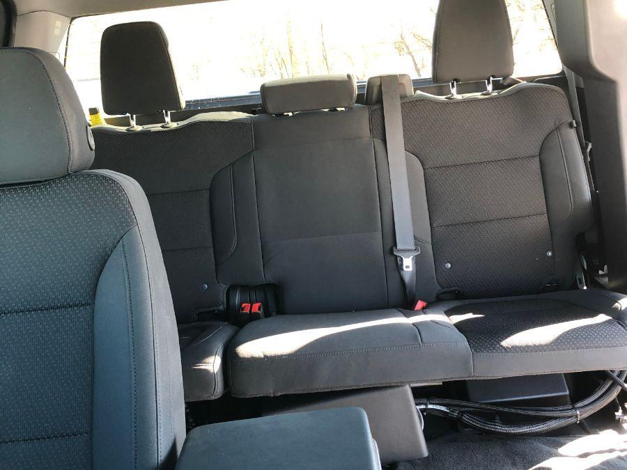 Black Chevrolet Silverado 1500 image number 13