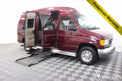 2005 Ford E Series Chassis