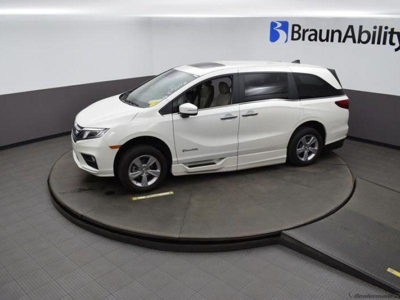 Honda Odyssey image number 20