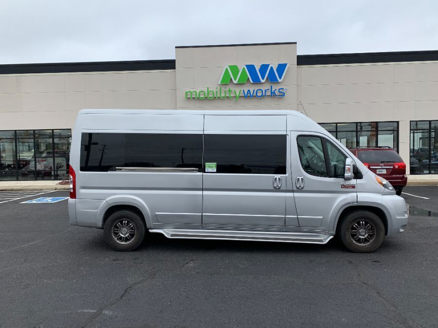 Silver Ram ProMaster Window image number 14