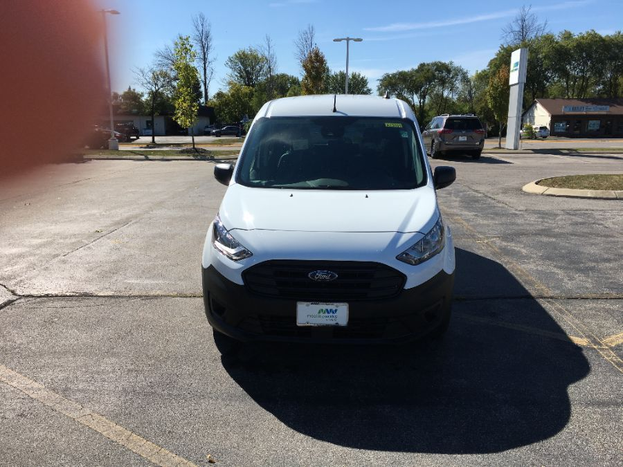 White Ford Transit Connect Wagon image number 7