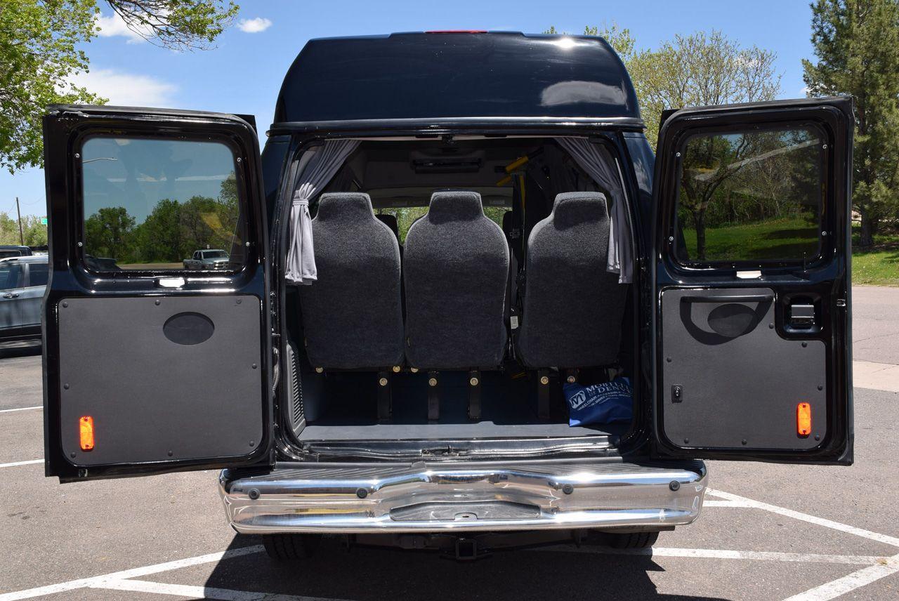 Pre-Owned 2012 Ford E-350 E-350 SD XL