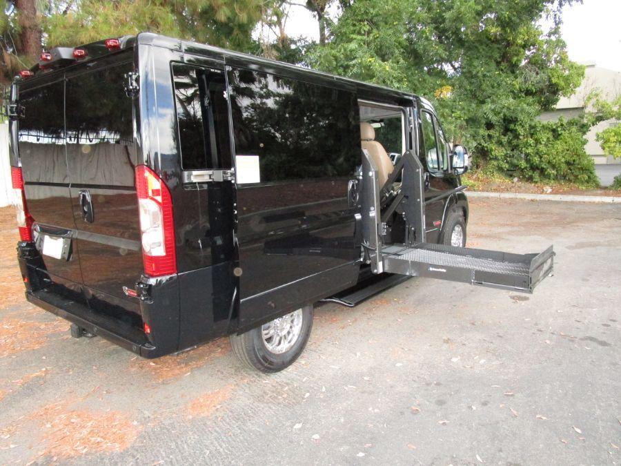 Black Ram ProMaster Cargo image number 8