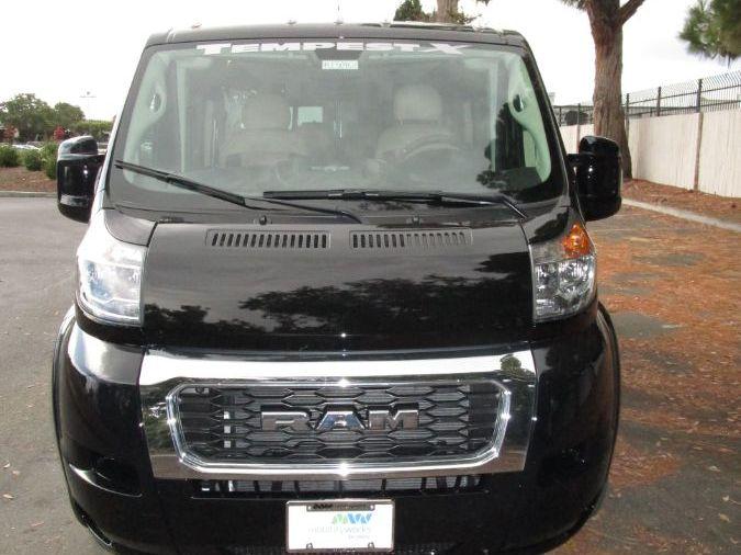 Black Ram ProMaster Cargo image number 2